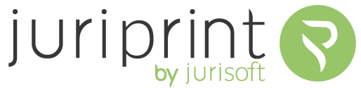 logo juriprint